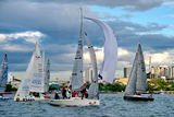 Во Владивостоке стартовал сезон парусных гонок