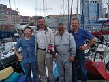 Яхтсмены из Владивостока победоносно прошли гонку Хакодатэ -Аомори