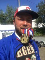 Егор Камалов - трехкратный чемпион России!