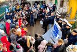 Четверо юных яхтсменов Владивостока получили наградные паруса за лучшие спортивные результаты