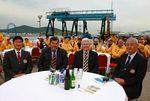 Международное жюри -Кубок адмирала Ли -2008